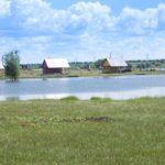 Зеленевский пруд Аннинский район Воронежская область Россия