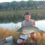 Зеленёвский пруд. Рыбалка Воронежская область
